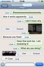 Las Aplicaciones Móviles vs SMS